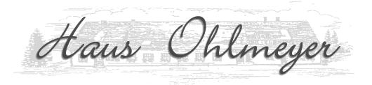 Haus Ohlmeyer - Logo
